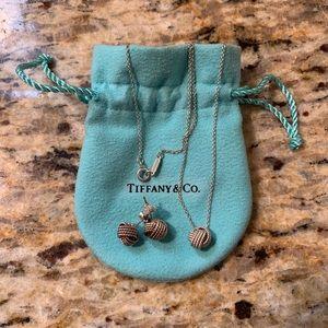Tiffany & Co. Knot Set